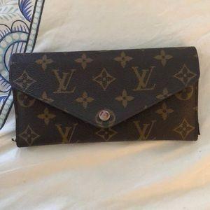 LV Neverfull MM Wallet